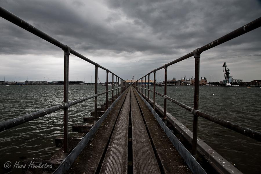 Southampton harbor